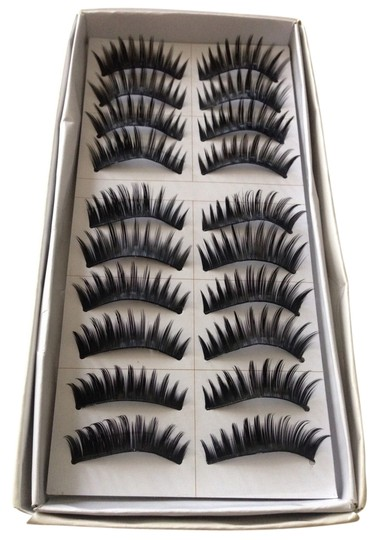 Other 10 Pair Handmade Lashes
