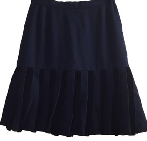Carolina Herrera Skirt Blue