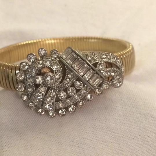 Juicy Couture Stone Cluster Band Bracelet