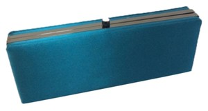 Philip Treacy Turquoise Clutch - item med img