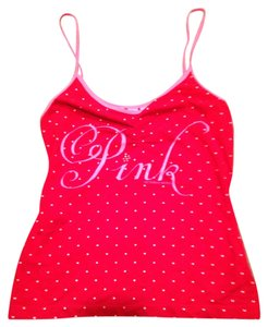 Victoria's Secret Pink Collection Valentine's Day Top Red