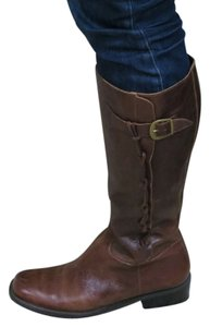 Nicole chestnut brown Boots