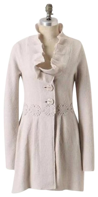 Preload https://item4.tradesy.com/images/anthropologie-ivory-alice-in-autumn-sweater-xs-by-charlie-and-robin-coat-size-2-xs-10558348-0-5.jpg?width=400&height=650