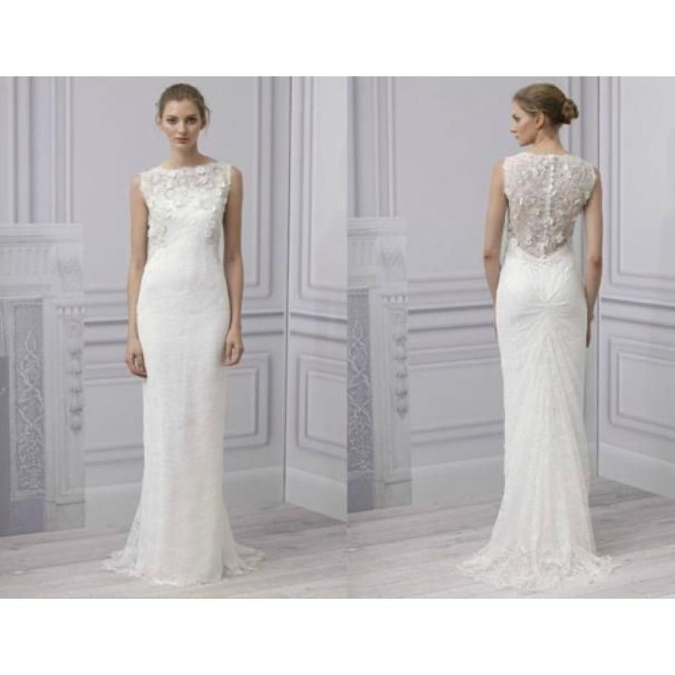 Monique lhuillier wedding dress on sale 49 off wedding for Price of monique lhuillier wedding dresses
