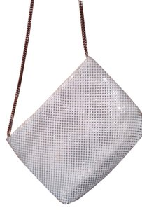 Whiting & Davis Vintage Metal Mesh Cross Body Bag