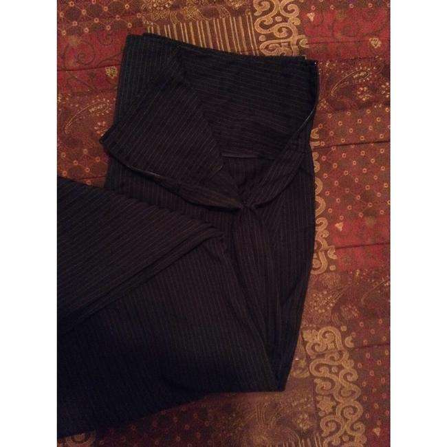 Ashley Stewart Relaxed Pants Blac