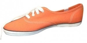 Keds Orange Athletic