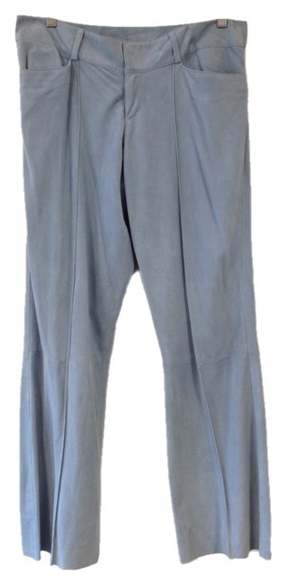 Preload https://item1.tradesy.com/images/intermix-sky-blue-leather-relaxed-fit-pants-size-10-m-31-1055930-0-0.jpg?width=400&height=650