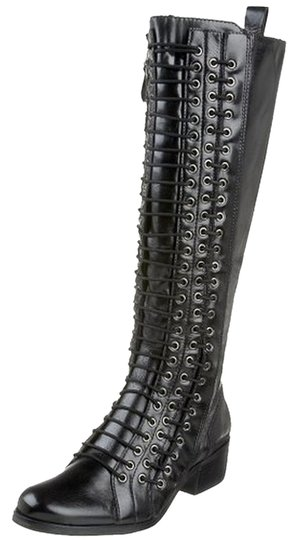 Preload https://item2.tradesy.com/images/pour-la-victoire-black-kerry-new-lace-up-knee-high-fits-a-bootsbooties-size-us-65-regular-m-b-10559461-0-1.jpg?width=440&height=440
