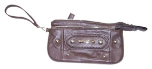 Other chocolate brown Clutch