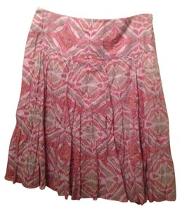 INC International Concepts Skirt Multi-Color