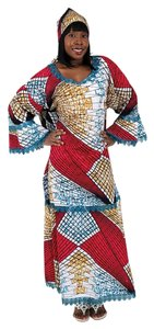 Utopia African Designs Dress