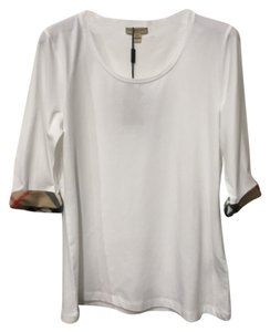 Burberry T Shirt WHITE
