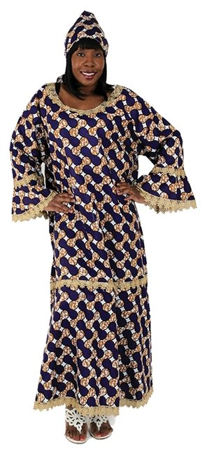 Utopia Africa Designs Dress Image 0