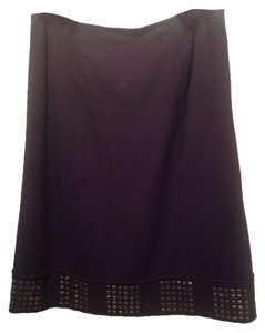 Paniz Skirt Black