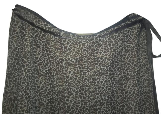 Ideology Skirt brown leopard Image 0