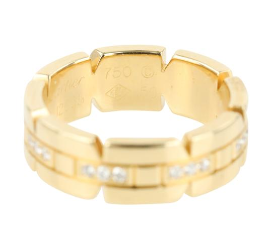 Cartier Tank Franaise Wedding Band