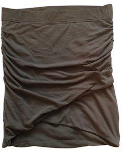 James Perse Mini Skirt Army green
