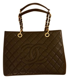 Chanel Grand Shopping Tote in Black
