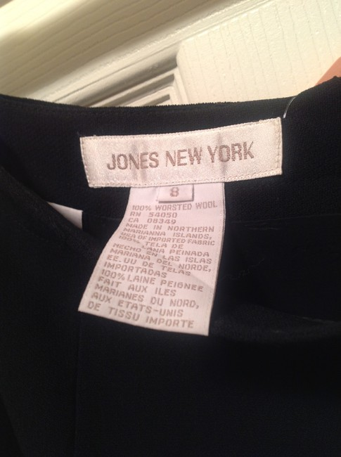 Jones New York Skirt Black Image 1