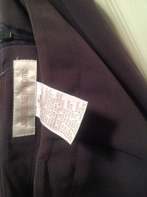 Jones New York Skirt Dark Grey Image 1