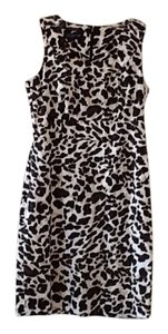 Jones New York short dress Animal print on Tradesy