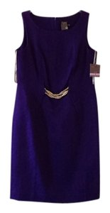 Taylor short dress Purple on Tradesy