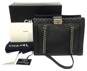 Chanel Leboy Xl Tote Large Shoulder Bag
