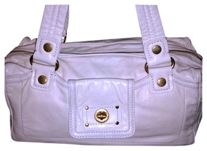 Marc by Marc Jacobs Leather Grafitti Turnlock Shoulder Bag