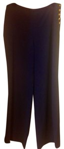 Ralph Lauren Straight Pants Navy blue