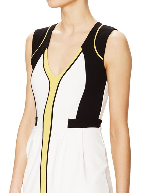 French Connection Color-block Dress