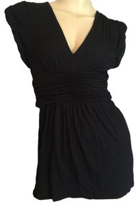 Ella Moss short dress Black Tunic on Tradesy