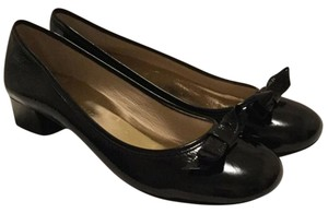 Marc by Marc Jacobs Black patent Flats