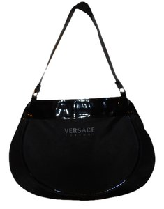 Versace Tote Hobo Shoulder Bag