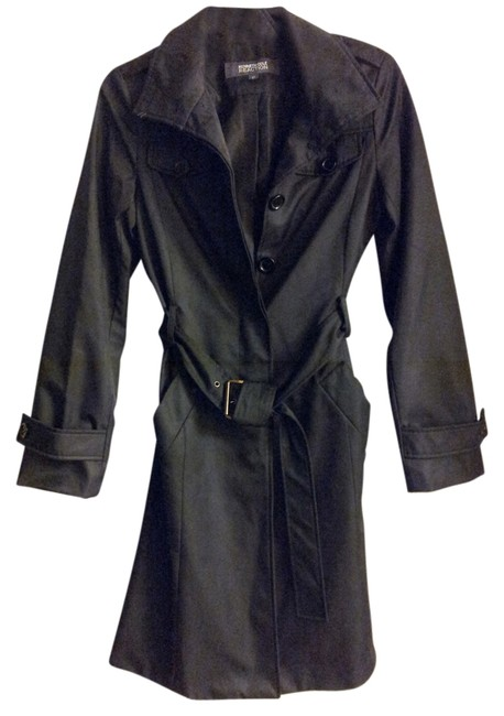Preload https://item2.tradesy.com/images/kenneth-cole-reaction-black-pre-owned-trench-coat-size-2-xs-10568236-0-1.jpg?width=400&height=650