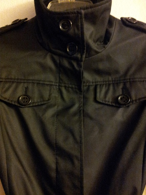 Kenneth Cole Reaction Trench Coat