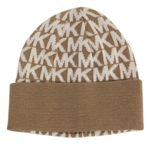 888fd9541 Beige Michael Kors Hats - Up to 70% off at Tradesy
