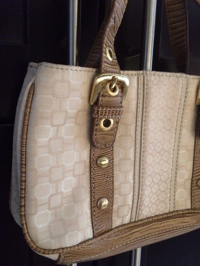 Nine West Tan Vintage Mini Shoulder Bag