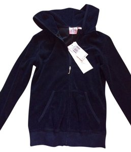 Juicy Couture Cotton Hoodie Jacket