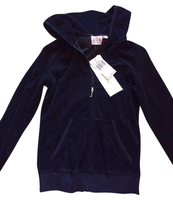 Preload https://item2.tradesy.com/images/juicy-couture-black-terry-cotton-zippered-hoodie-sweater-activewear-size-2-xs-10569256-0-1.jpg?width=400&height=650