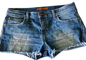 JOE'S Denim Shorts-Distressed