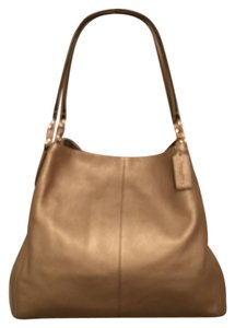 Coach Leather Hobo New Nwt Shoulder Bag