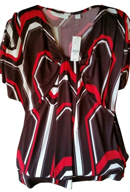 Preload https://item5.tradesy.com/images/new-york-and-company-multicolor-colored-shirt-with-arm-slits-blouse-size-12-l-10569784-0-1.jpg?width=400&height=650