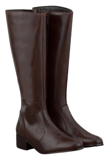 Preload https://item2.tradesy.com/images/ted-and-muffy-brown-extra-narrow-calf-32cm-125-duo-bootsbooties-size-us-9-regular-m-b-10570006-0-1.jpg?width=440&height=440