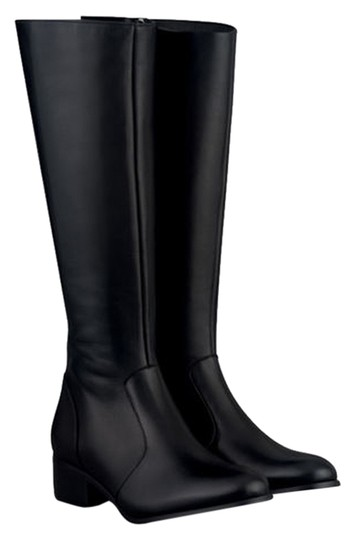 Preload https://item3.tradesy.com/images/ted-and-muffy-black-extra-narrow-calf-32cm-125-bootsbooties-size-us-9-regular-m-b-10570162-0-1.jpg?width=440&height=440