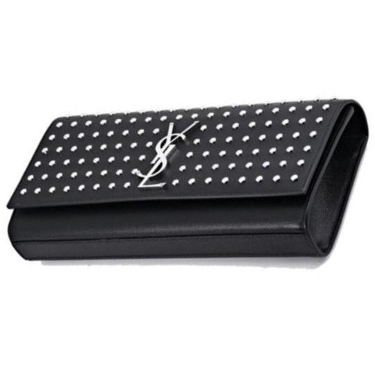 Saint Laurent Black Clutch Image 2