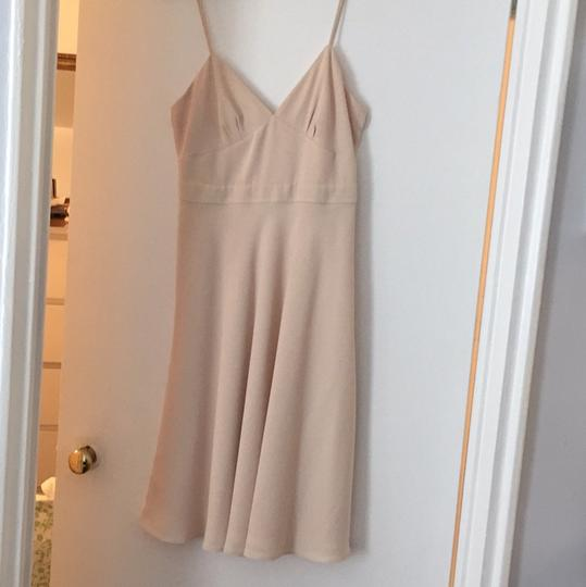 Preload https://img-static.tradesy.com/item/10570351/jcrew-champagne-matte-crepe-aubrey-casual-bridesmaidmob-dress-size-2-xs-0-0-540-540.jpg