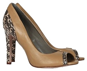 Reiss Nude Pumps
