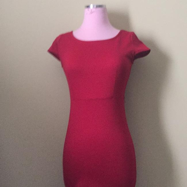 Forever 21 short dress Red on Tradesy Image 3