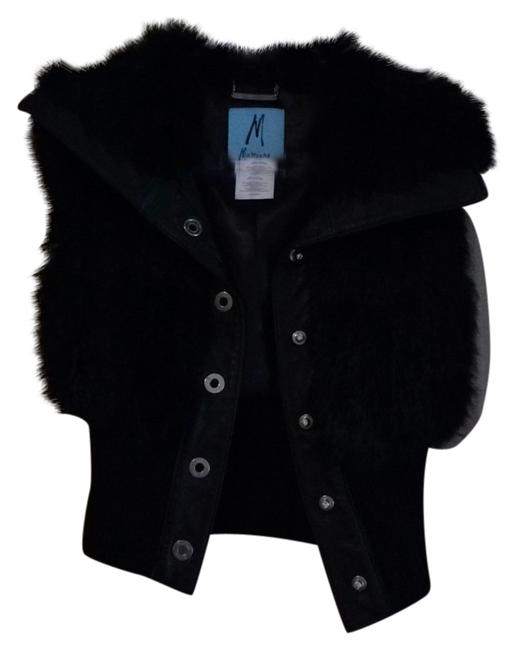 Preload https://item5.tradesy.com/images/marciano-blac-rabbit-fur-vest-size-2-xs-10571269-0-1.jpg?width=400&height=650